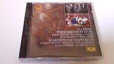 "BEYER MELOS QUARTET""MOZART STREICHQUINTETT KV 516 KLARINETTENQUINTETT KV 581"" CD"