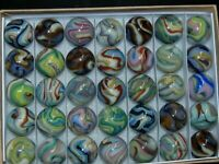 35 Jabo Joker IV Apple Dumpling Gang Marbles My Best KEEPERS Made April 10,2011