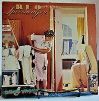 "REO Speedwagon - ""Good Trouble"" -1982 Epic – #FE38100 Rock Vinyl LP - EX/VG+"