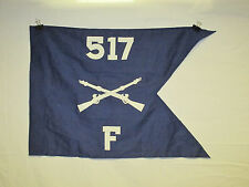 flag913 WW2 US Army Airborne Guide on 517th Parachute Infantry Regiment F Co W9D