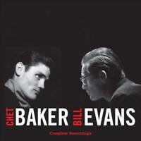 BAKER, CHET & BILL EVANS - COMPLETE RECORDINGS NEW VINYL RECORD