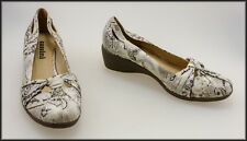 CASSINI ABSOLUTE COMFORT WOMEN'S WEDGED MID HEEL SHOES SIZE 6 AUST 37 EUR