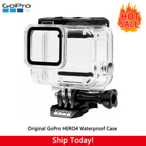 Original GoPro HERO4 Waterproof Diving Housing Surfing Protective Case