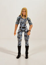 "2009 Courtney Cover Girl Krieger 4"" Hasbro Movie Action Figure G.I. Joe & Cobra"
