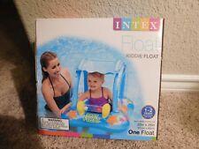 Brand new in the box Intex Kiddie pool Float