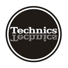 Technics Slipmat Mirror Logo