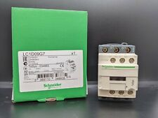 Schneider Electric LC1D09G7 9 Amp 3 Pole 120V AC Contactor