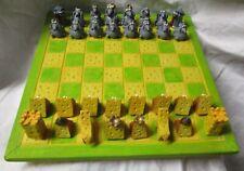 Uli Stein, Schachspiel mit Mäusen