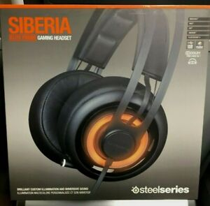 SteelSeries Siberia Elite Prism Black Headband Headsets
