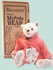 Boyds Bears 12� Mohair Maris G. Pattington – A Well Dressed Bear, New-in-Box