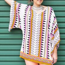 Regular Size Rayon Batwing, Dolman Sleeve Tops for Women