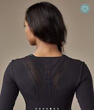 Lululemon Reveal Long sleeve, Black, Size M(8)