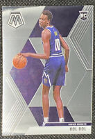 BOL BOL 2019-20 PANINI MOSAIC BASE ROOKIE CARD #222 NUGGETS RC B1