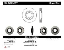 Disc Brake Rotor-Premium Disc-Preferred Front fits 12-14 Canter FE160