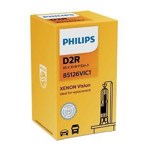 Philips Vision Xenon Car Headlight Bulb 4400K D2R 85V 35W 85126VIC1 (1 Lamp)