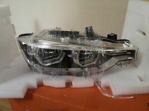 GENUINE BMW 3 Series F30 F31 LCI LED Headlight Driver side BRAND NEW
