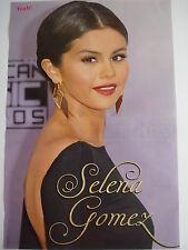 Selena Gomez   __   1  POSTER  __   28 cm x 42 cm