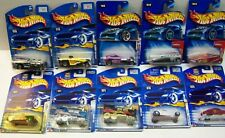Nwt Hot Wheels lot 10 Different Cars Carded See Names Below in description #1