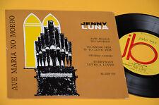 JENNY LUNA EP 4 CANZONI 1°STAMPA ORIGINALE 1959 EX TOP RARE