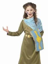 Girls Kids Horrible Histories Queen Boudica Book Day Fancy Dress Costume Outfit