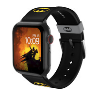 MobyFox Batman Apple Watch 38mm, 40mm, 42mm 44mm Band ST-WNR22DCC2001