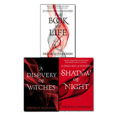 Deborah Harkness Collection (the Book of Life a Discovery of Witches) 3 Books SE