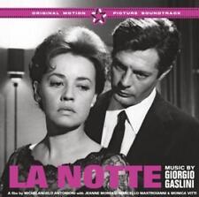 GIORGIO GASLINI - La notte - CD