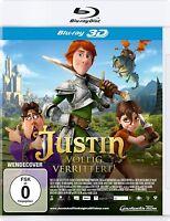 JUSTIN-VÖLLIG VERRITTERT! (3D)  BLU-RAY NEUF