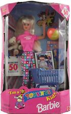 Vintage Mattel 'I'm A Toys R Us Kid' Barbie 50th Anniversary NIB Special Edition