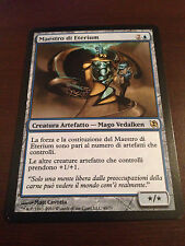 Magic the Gathering Master of Etherium Duel Deck vs Tezzeret ITALIAN