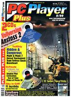 PC Player Plus - Ausgabe 9/99 - 1999