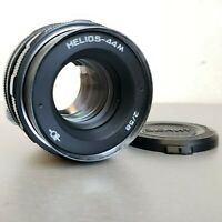 Helios 44M Lens USSR  2/58 mm M42 for Canon Sony Nikon Zenit