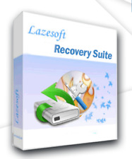LazeSoft Recovery Suite 4 Unlimited Edition Lifetime License, Digital key