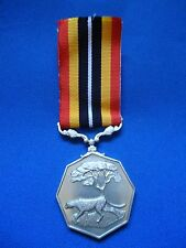 SOUTH AFRICA MILITARY SADF CROSS BORDER (ANGOLA ) SERVICES MEDAL