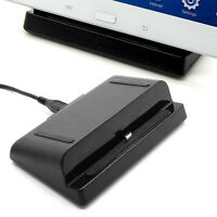 Sync USB Charger Dock Cradle Station Base For Samsung Galaxy Tab 3 7.0 8.0 10.1