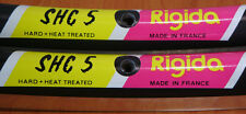 ONE PAIR OF NOS RIGIDA SHC5 TUBULAR RIMS 700 36 HOLES VINTAGE MADE IN FRANCE