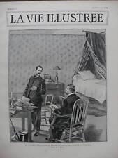 LA VIE ILL 1898 N 9 LE COLONEL PICART et Me. LABORI