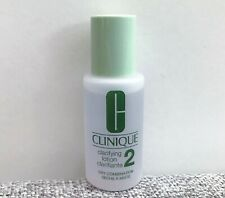 Clinique Clarifying Lotion 2, 15ml, Travel Size, Brand New!!