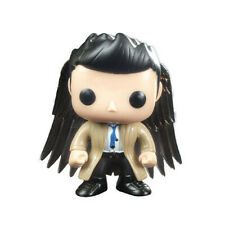 Supernatural Castiel With Wing Evil Power Vinyl Action Figure Toy Gift No Box