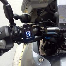 Gear Display Speed Indicator Bracket Mount Motorcycle Gauge Mounting Trim Kit