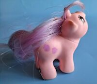My Little Pony MLP G1 1987 US Newborn Twin Baby Pony Snookums