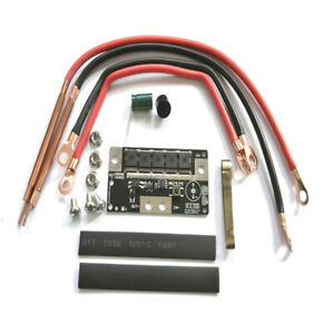 DC 12V 18650 Lithium Battery 5MOS spot welder circuit board 5th Gear Diy set