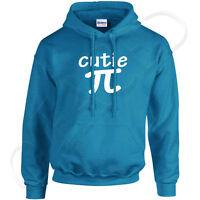 Sweet Cutie Pi Girlfriend Hoodies Cute Girly Gift Hooded Sweatshirt - 1649C
