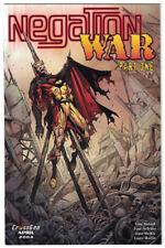 NEGATION WAR [2004] #1 - NM/New/Unread Comic Book - CROSSGEN COMICS