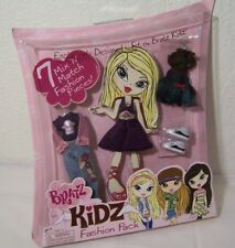 Bratz Kidz Fashion Pack Mix n' Match 3 Outfits 1 Shoes Doll Clothing/Accessories