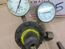Hydrogen Ncg Welding Regulator Box 522
