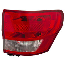 Tail Light Rear Passenger Assembly Fits 2011 2013 Jeep Grand Cherokee
