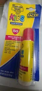 Banana Boat Kids Sunscreen Stick UVA/UVB BROAD SPECTRUM SPF 50