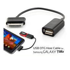 OTG Cable Adaptador USB para Samsung Galaxy Tab 8.0 7.0 10.1 Tab 3, 2 P1000 N800