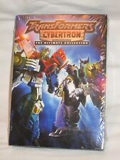 TRANSFORMERS CYBERTRON THE ULTIMATE COLLECTION (DVD, 2008, 7-DISC SET) BRAND NEW